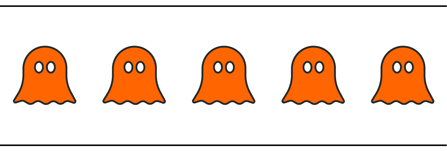 Five out of five spooky ghosts on our scary job scale.