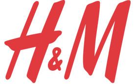H&M ロゴ画像